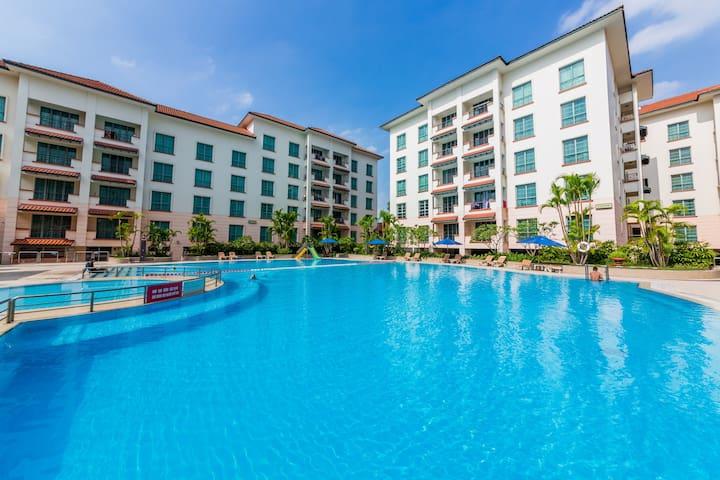 Diamond Westlake Suites-2BR Family Suites - Hanoi - Apartment