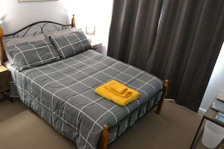 Quiet and comfortable - Double bed