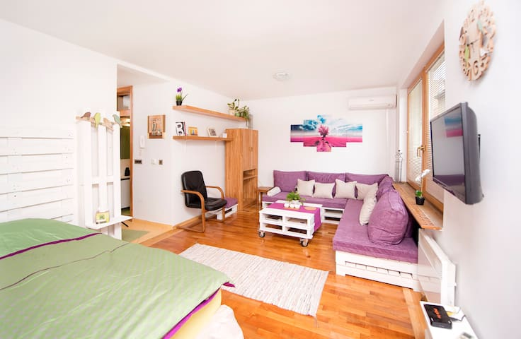 Sweet little nest in heart of town - Sarajevo - Appartement