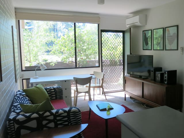 Stylish 1 bdr apartment Canberra