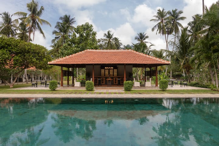 Seven Bed Room Heritage Villa with Private Pool