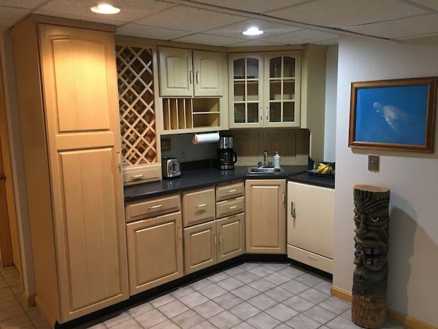 Kent Island Studio Basement Apartment
