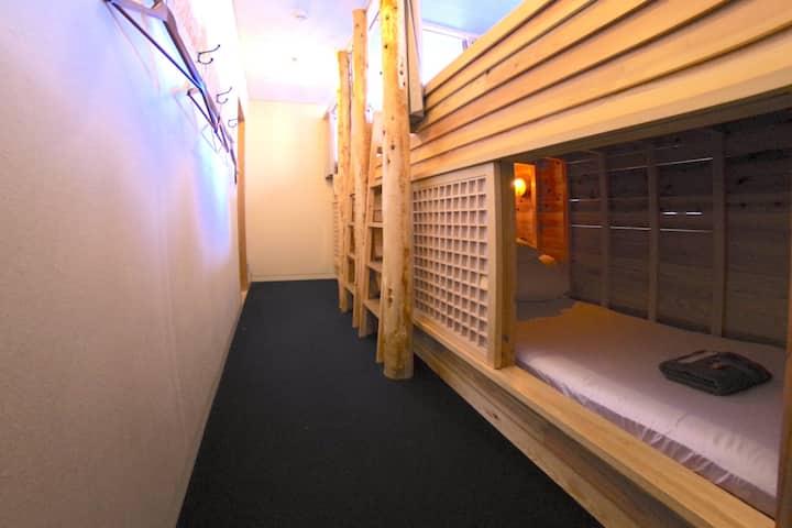 Mt.fuji station 3mins 1~4ppl private room 102