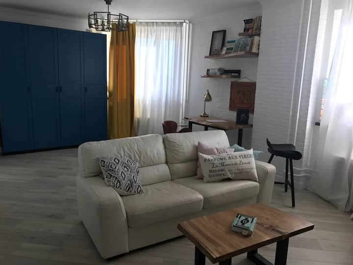 Apartament with good karma for WCF2018 FIFA