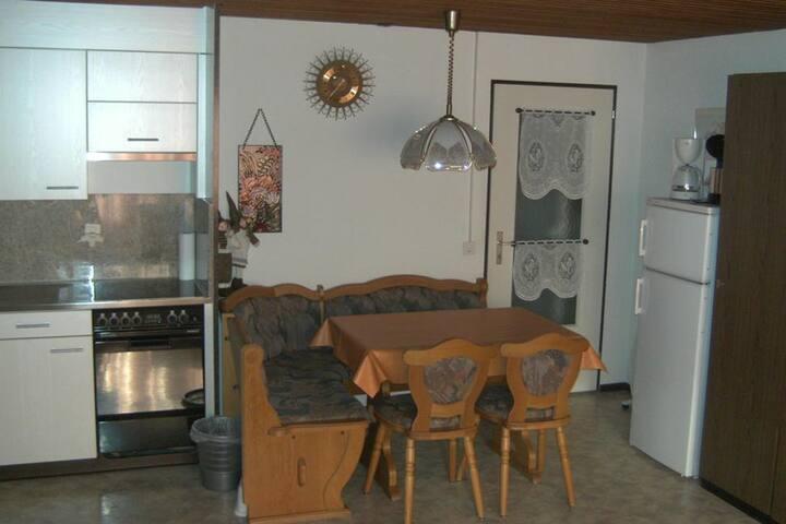 Ferienwohnung Vesti, (Bad Ragaz), 2-room appartement