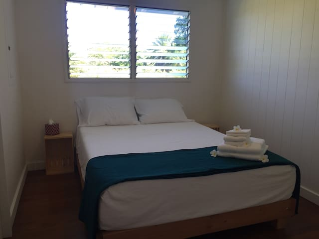 Waialua Beach Road House The Right Room - Haleiwa - Casa