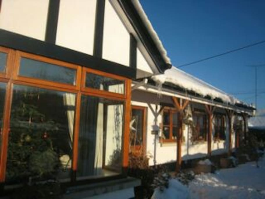 Winter at Ingleside