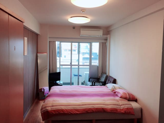 8F.Best Location at Tokyo/LGBT friendly apt