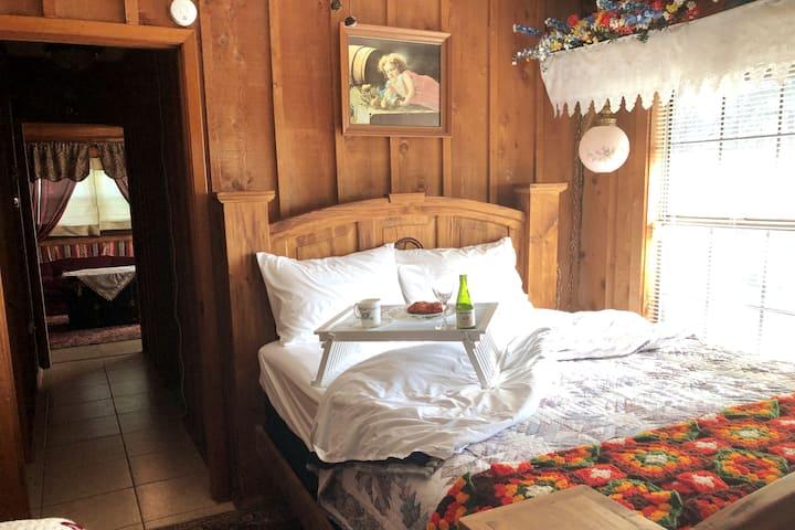 Rustic Romance Cabin: Making Tender Memories