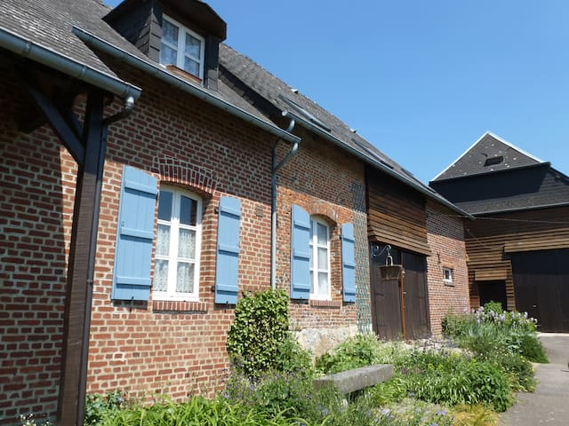 B&B La Vannerie, L' Escoeur, 1 chambre, 3 pers.