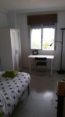 Habitación privada en Campus del Carmen - Huelva - Suite per als hostes