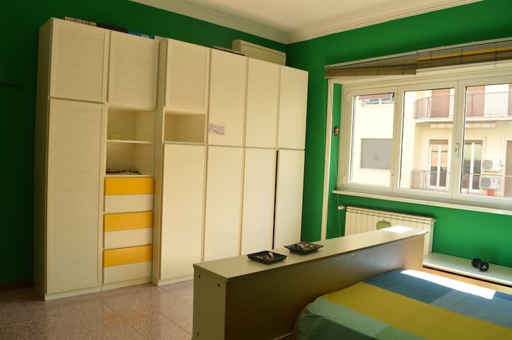 Bellissime stanze nel cuore di Monteverde - Roma - Apartamento