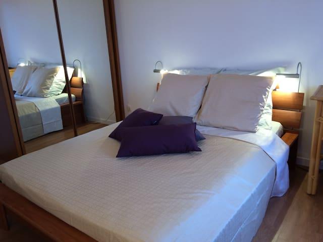 Chambre zen, pour un séjour en détente totale - Saint-Malo - Apartamento