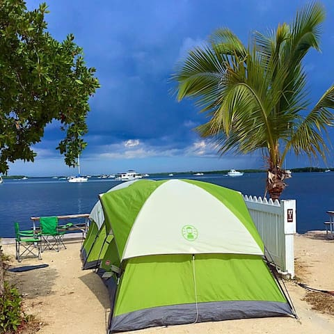 $25 Camping Gear rental, Campsite NOT included - Summerland Key