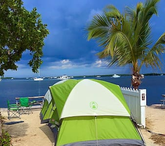 $25 Camping Gear rental, Campsite NOT included - Summerland Key - Telt