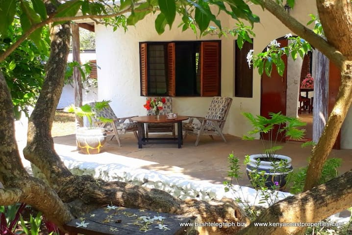 Diani Tradewinds Cottage, Excellent location