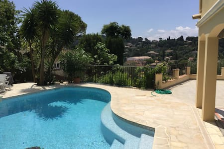 Studio independent + terrace privée (own terrace) - Mougins - Wohnung