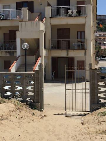 Appartamento Alcamo Marina - Alcamo  - Talo