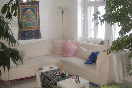 Gemütliche 3-Zi Wohnung,Natur und Stadtnah - Saint Gallen