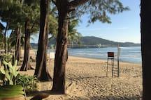 North Kamala Beach