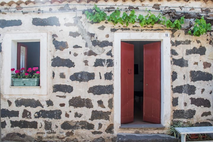 Traditional house in Sardinia