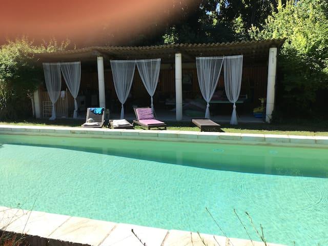 Loft Mas des Grand Terres en Provence
