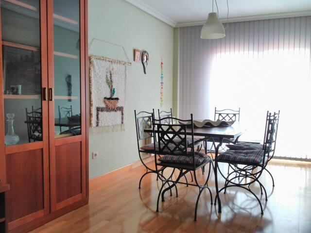Acogedor piso en Zaratán, ideal para todo el mundo - Zaratán - Condominium