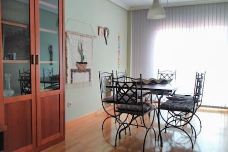 Acogedor piso en Zaratán, ideal para todo el mundo - Zaratán