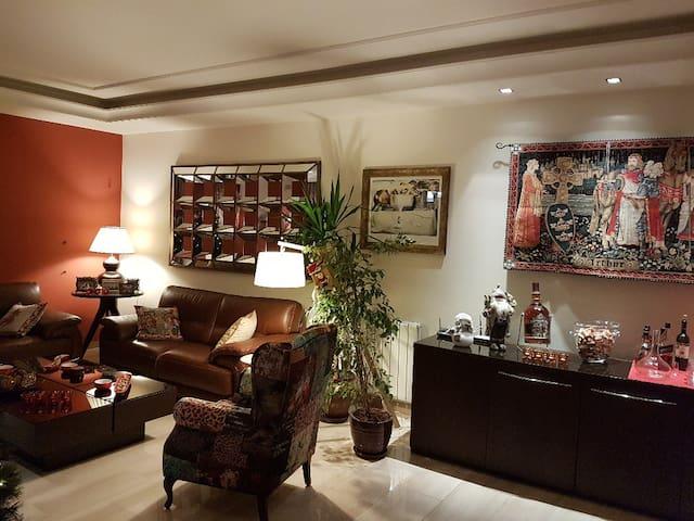 Elegant Furnished Apartment Sassine / Achrafieh