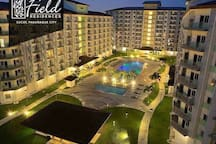 Your cozy home near the Airport-Field Residences