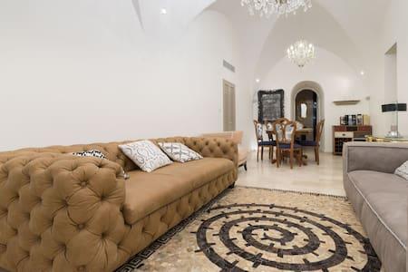 Luxury 4 Bedroom Villa in Heart of Jerusalem - ירושלים