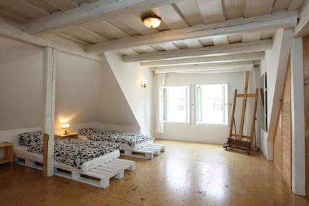 Attic studio in the heart of Prague - Prague