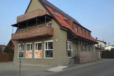 Apartment Alte Molke - Altomünster - 公寓