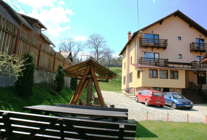 Vila Sarah Bran - Double rooms