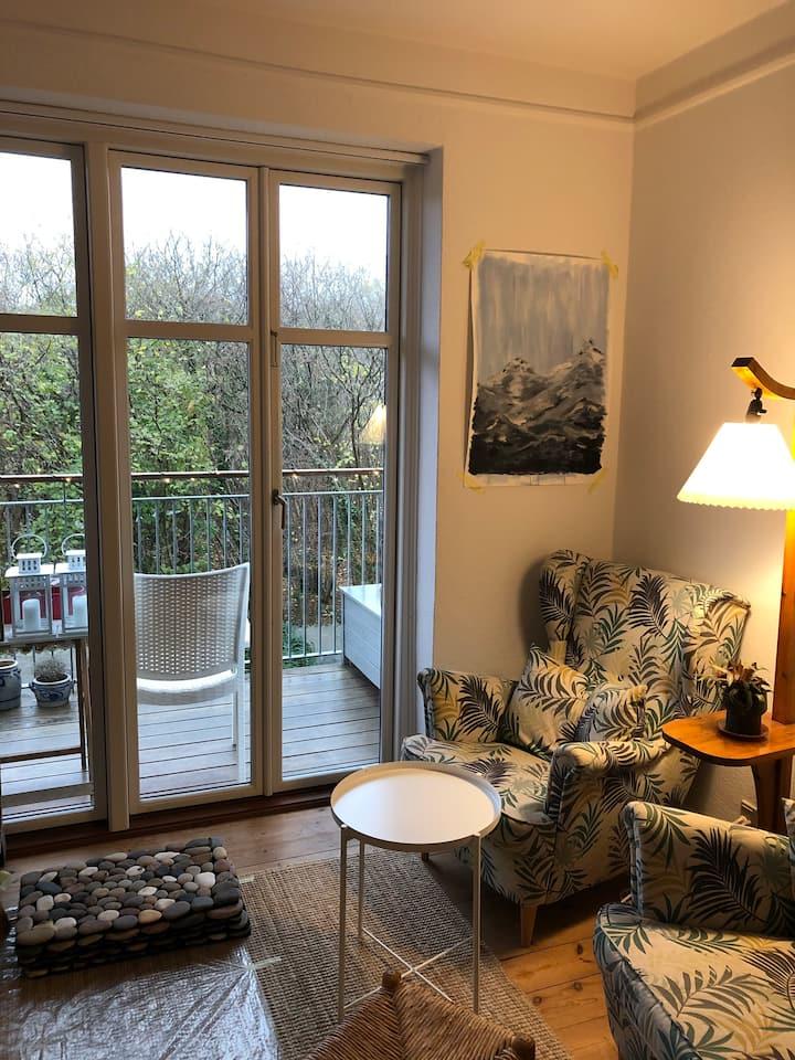 Cozy 3-room apartment in a quiet area in Aarhus C