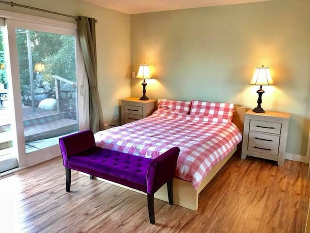 Private Entrance Cozy 1 BR 1 Bath Hacienda Heights