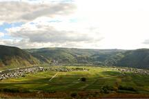The Vineyards of Ellenz Poltersdorf The Heart of The Moselle Krampen
