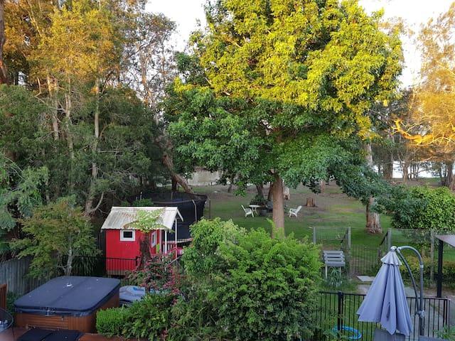 Chittaway Riverside Family Escape