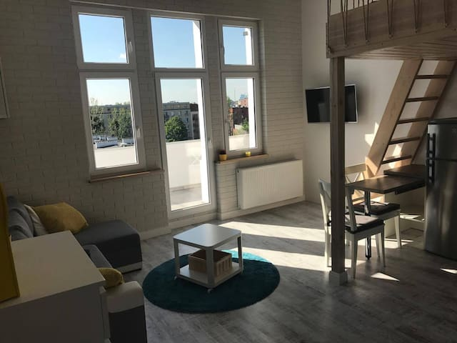 Lux apartament Kosciuszki |