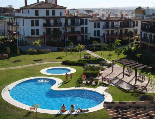 Apartamento Carla. Costa Esuri (Ayamonte)