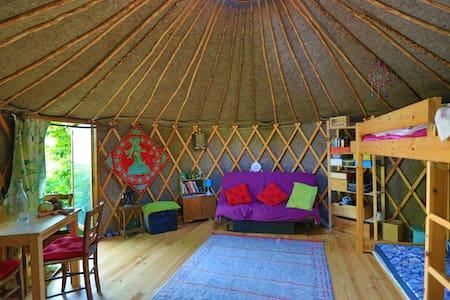 La belle ocre - Arrigas - Yurt
