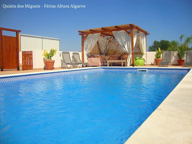 Quinta dos Migueis Moradia 5 quartos Praia e Golfe