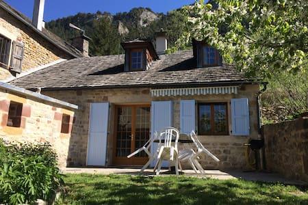 Maison chalet en lozère idéalement située ! - Saint-Saturnin - Дом