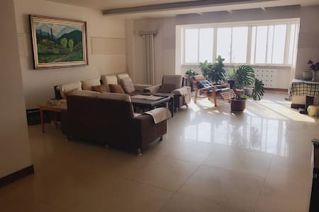 Spacious apartment. Great location - Lanzhou - Huoneisto