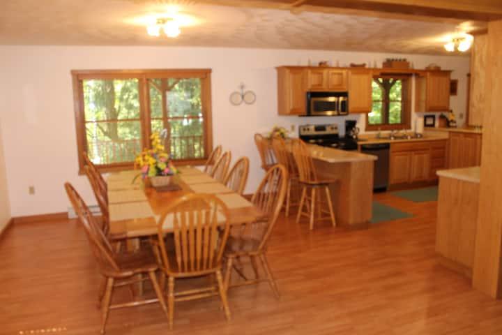 Newer spacious home