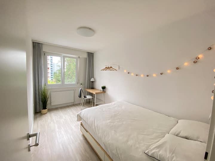 Minimalist design in Fribourg
