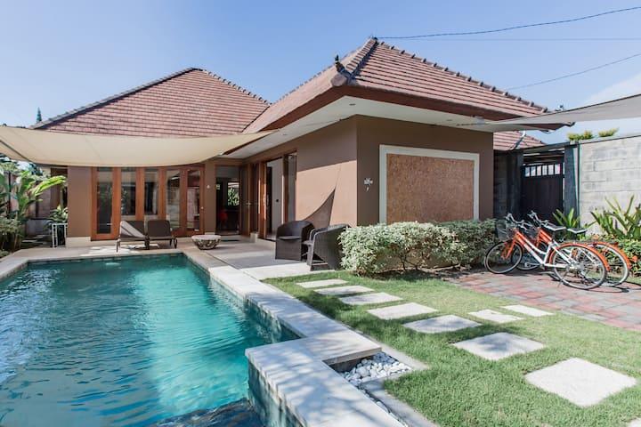 令人兴奋的豪华2卧别墅在沙努尔