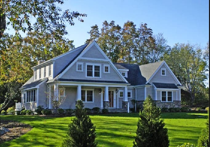 West Falmouth Home