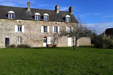 Normandy Farm House near the sea - Montgardon - Haus