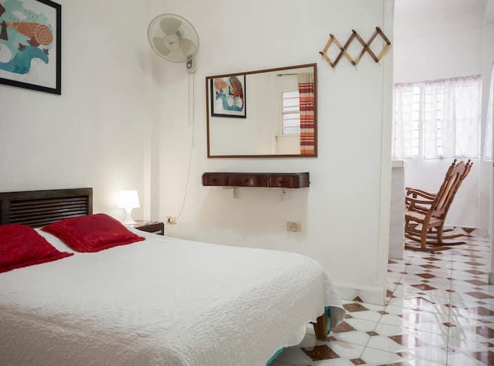 Apartamento Acogedor en Centro Habana